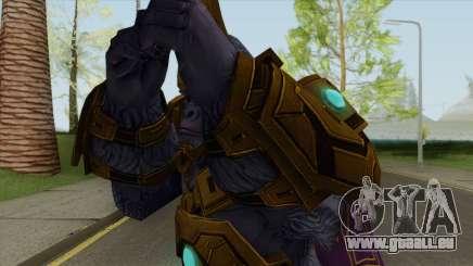 Gorilla Grodd: Psychic Mastermind V2 pour GTA San Andreas