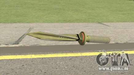 Jagdkommando Knife V2 pour GTA San Andreas