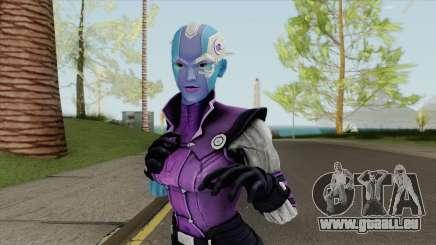 Nebula (Marvel Ultimate Alliance 3) pour GTA San Andreas
