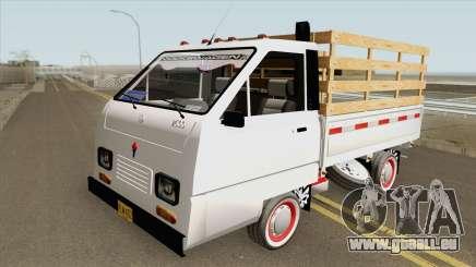 Volkswagen Corcel 1600 pour GTA San Andreas