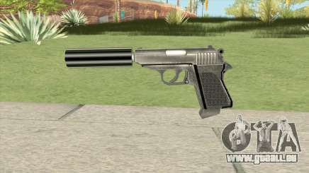 Wolfram PP7 Silenced (007 Nightfire) pour GTA San Andreas