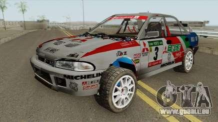 Mitsubishi Lancer Evolution I WRC 92 für GTA San Andreas