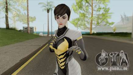 The Wasp V1 (Marvel Ultimate Alliance 3) pour GTA San Andreas