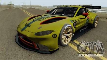 Aston Martin Vantage GT3 2019 für GTA San Andreas