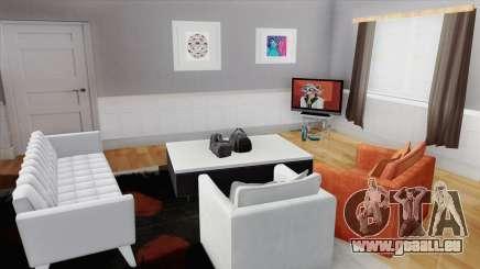 New CJ House (GTA Online Style) für GTA San Andreas