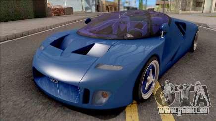 Ford GT90 1995 für GTA San Andreas
