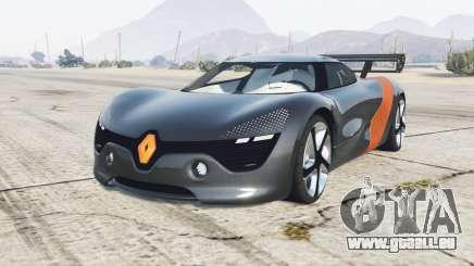Renault DeZir concept 2010 pour GTA 5