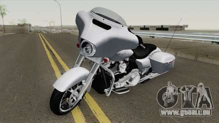 Harley-Davidson FLHXS - Street Glide Special 2 pour GTA San Andreas