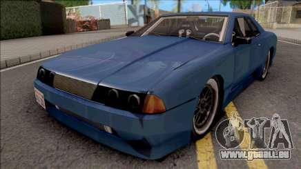 Darkdevil Elegy pour GTA San Andreas