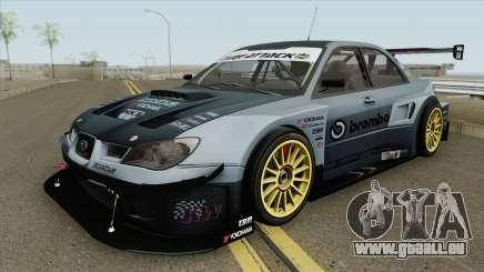 Subaru Impreza WRX STI Time Attack 2006 pour GTA San Andreas