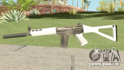 SG5 Commando Suppressed (007 Nightfire) pour GTA San Andreas