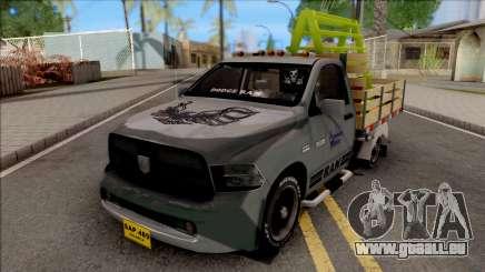 Dodge Ram 2500 Grey für GTA San Andreas