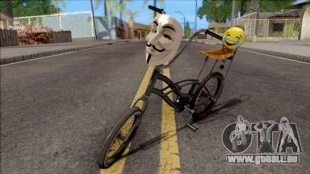 Modifiyeli Bisiklet für GTA San Andreas