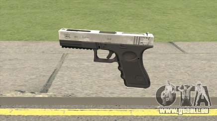 Glocks 18C V2 für GTA San Andreas