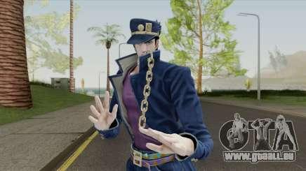 Jump Force - Jotaro Kujo pour GTA San Andreas