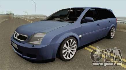 Vauxhall Vectra MK3 Caravan SW pour GTA San Andreas