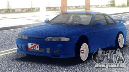 Nissan Silvia S14 326Power Bodykit private pour GTA San Andreas