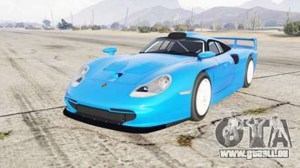 Porsche 911 GT1 (996) für GTA 5