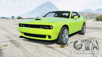 Dodge Challenger SRT Hellcat (LC) 2015 pour GTA 5