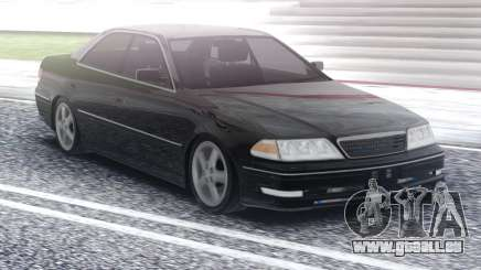 Toyota Mark II 1998 Restyling pour GTA San Andreas