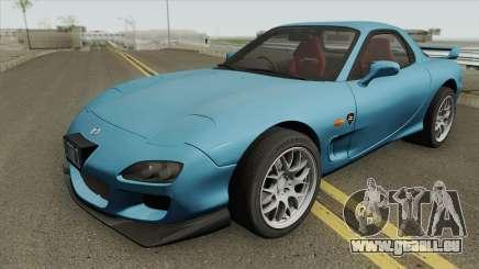 Mazda RX-7 Spirit R Type A 2002 pour GTA San Andreas
