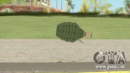 Fragmentation Grenade (007 Nightfire) pour GTA San Andreas