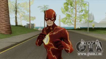 Flash: Fastest Man Alive V1 für GTA San Andreas