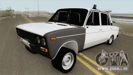 VAZ 2106 AZE (Xuliqan Style) V2 für GTA San Andreas