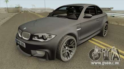 BMW 1 Series M Coupe 2011 pour GTA San Andreas
