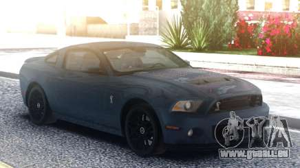 Ford Mustang Shelby GT500 Original pour GTA San Andreas