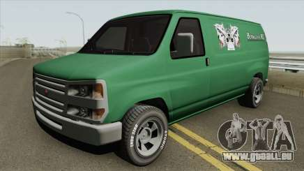 Bravado Rumpo GTA V HQ pour GTA San Andreas