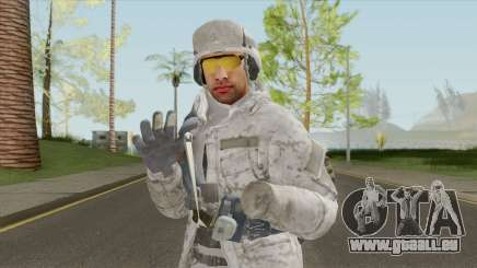 The Division SHD Agent Nomad für GTA San Andreas