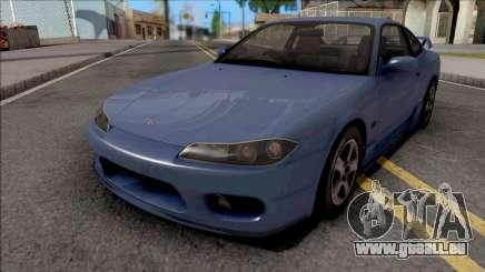 Nissan Silvia S15 2000 pour GTA San Andreas