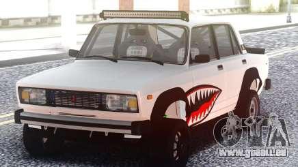 VAZ 2105 Requin pour GTA San Andreas