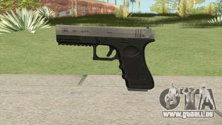Desert Eagle (Carbon) pour GTA San Andreas
