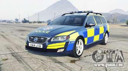 Volvo V70 2014 Essex Police pour GTA 5