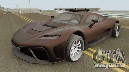 Benefactor Krieger GTA V pour GTA San Andreas