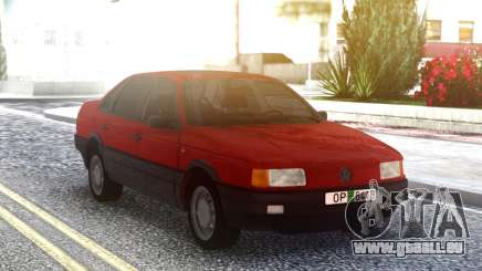 Volkswagen Passat B3 2.0 Red & Black für GTA San Andreas