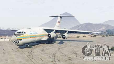 Il-76M für GTA 5