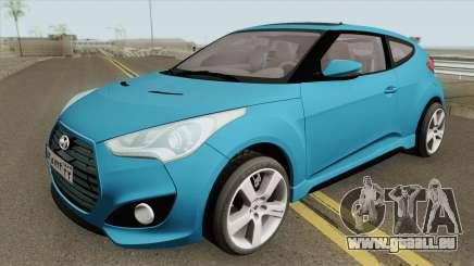 Hyundai Veloster HQ für GTA San Andreas