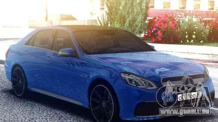 Mercedes-Benz E-63 AMG pour GTA San Andreas