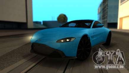 Aston Martin Vantage 2018 für GTA San Andreas