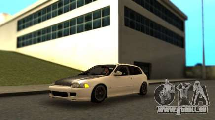 Honda Civic SiR-II pour GTA San Andreas