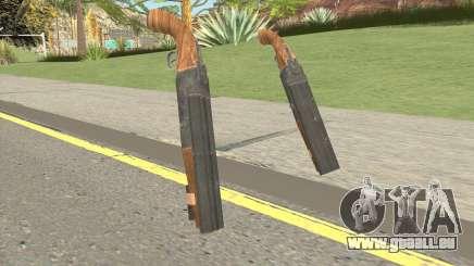 Hydra Shotgun pour GTA San Andreas