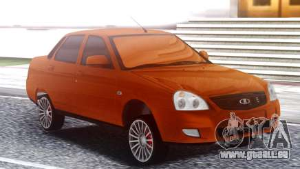 LADA Priora UP pour GTA San Andreas