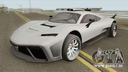 Benefactor Krieger GTA V (Stock) für GTA San Andreas