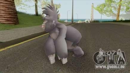 Terk (Tarzan) pour GTA San Andreas