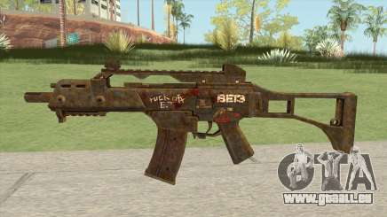 G36C BE13 pour GTA San Andreas