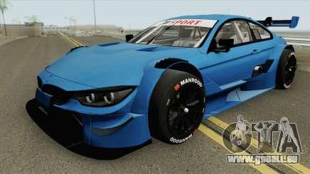BMW M4 DTM 2018 für GTA San Andreas