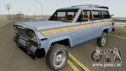 Jeep Wagoneer pour GTA San Andreas